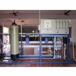 Hospital RO Water Plant
