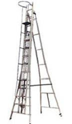 Extension Aluminium Ladders