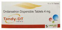 Ondansetron 4 Mg Dispersible Tablet
