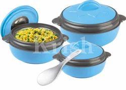 Figo Hot Pot and Casserole 3 Pcs Set