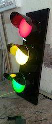 Traffic Signal Model In Acrylic