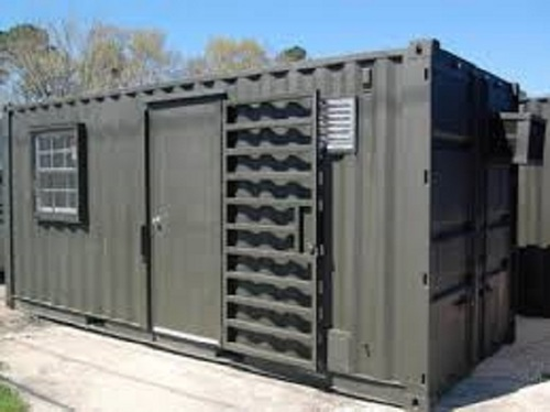 Office Container - Portable Office Containers Manufacturer from ...