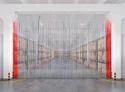 Factory Entrance PVC Doors