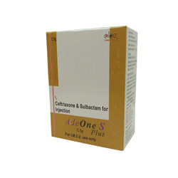 Ceftriaxone and Sulbactum Injection 1.5 gm