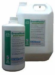 Degreaser Industrial Cleaner Water PH Greenwonder 10