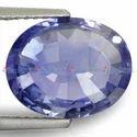 4.07 Carats Blue Sapphire