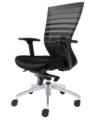 Super Dune Mid Back Chair