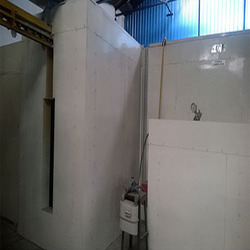 Powder Curing Oven