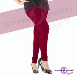 Stretchable Plain Legging