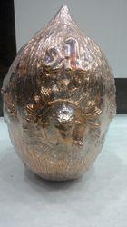 Pure Copper Srifal Nariyel Hollow