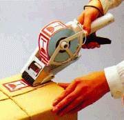 Hand Operated Label Applicator