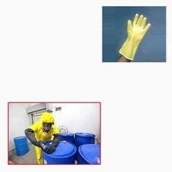 PVC Gloves for Chemical Handling