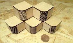Laser Cut Box