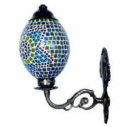 Glass Mosaic Wall Lamp