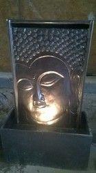 Buddha Face Water Curtain