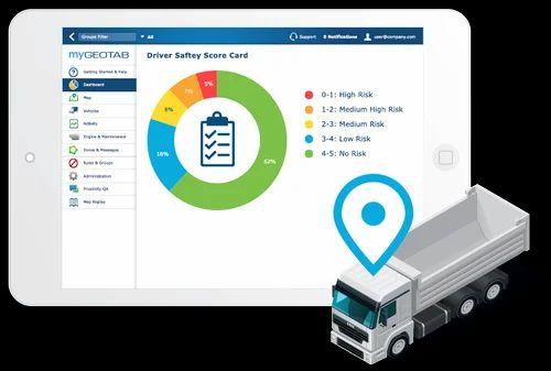 Vehicle Tracking System Panache Telematics Vehicle
