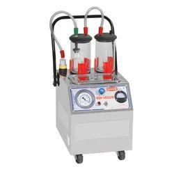 Suction Machine High Vacuum S.S.