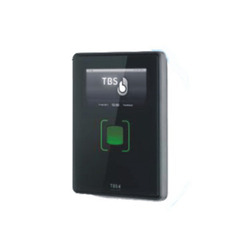 Touchless Biometric Access Control