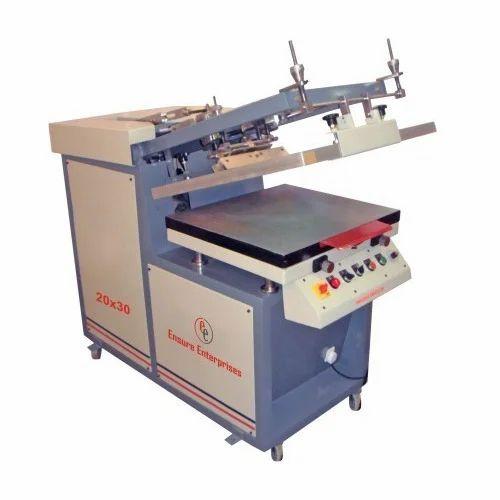 Nonwoven Bag Screen Printing Machine
