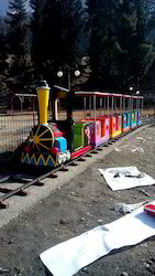 Children Park Joy Trains