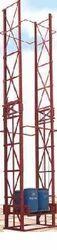 Double Mast Type Wall Mounted Stacker