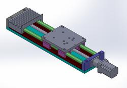 Linear Slide - AVC and Weaver
