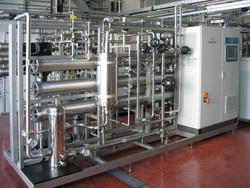 Industrial Drinking Mineral Water Plant