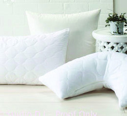 Cotton Pillows with Cotton Fillings