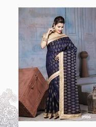 Casual Designer Ethnic Saree with Blouse