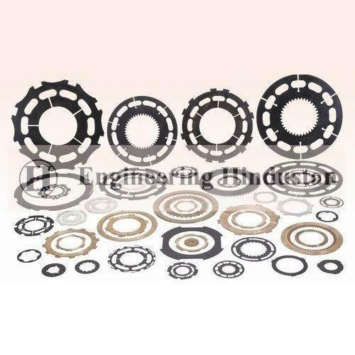 Industrial Clutch Plates
