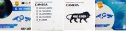 Dome Camera  Printed Box