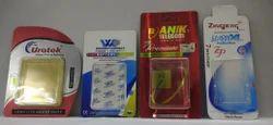 Heat Sealable Blister Card