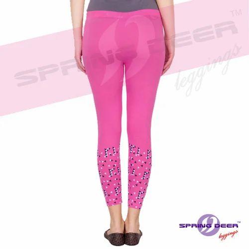 Ladies Spandex Leggings