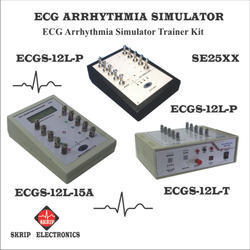 ECG 12 Lead Arrhythmias Simulator