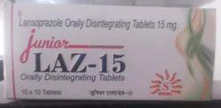 LAZ - 15 Lansoprazole