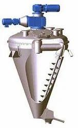 Nauta Mixer With Single Rotary Arm Screw