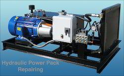 Hydraulic Power Pack Repairing