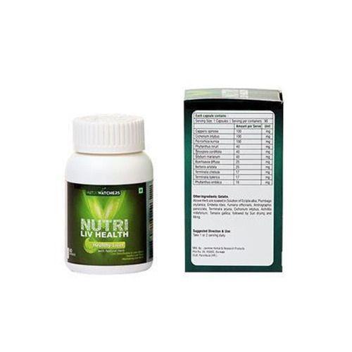 Nutri Liv Health Herb Capsule