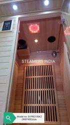 Infrared Sauna Room 1 Person Model No Si-pro100k2 'Series