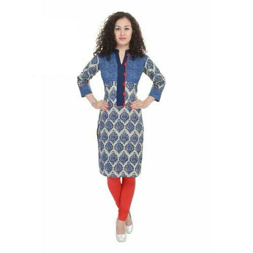 Traditional Printed Kurti