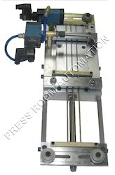 Pneumatic Thin Strip Feeder with Pilot Release