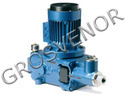 Blue Dye Dosing Pumps