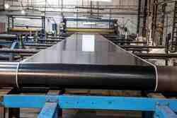 Rotary Screen Printing Machine Rubber Blanket