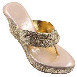 Ladies Wedge Bridal Wear Sandals 0900