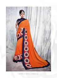 Indian Designer Casual Wear Sarees