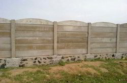 Folding Compound Wall