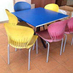 Restaurant Table with Chair