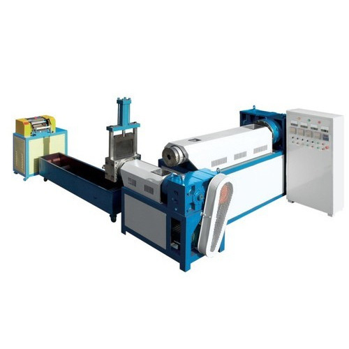 Two Stage Plastic Recycling Machinery