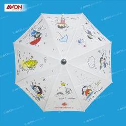 Stylish Wooden Umbrella