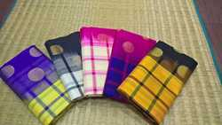 Korvai Border Silk Cotton Sarees